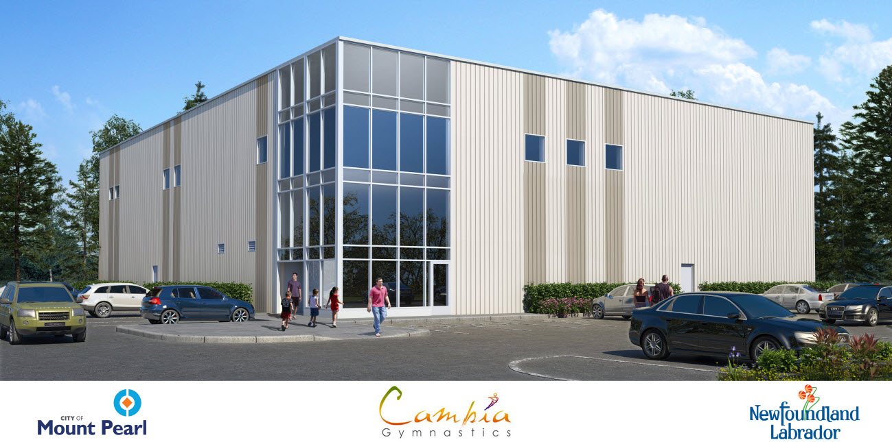Campia Gymnastics New Facility